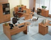 Офисная мебель: изготовление и сборка в Красноярске