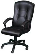 Кресло  офисное Фортуна 3(кожзам)