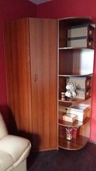 Угловой шкаф в отличном состоянии